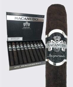 Macanudo Inspirado Black Toro image.