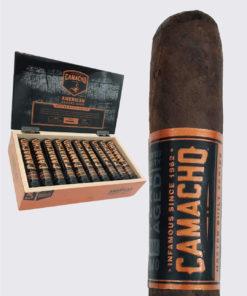 Camacho American Barrel Aged Robusto Tubo image.
