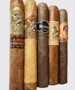Gurkha 5-pack sampler