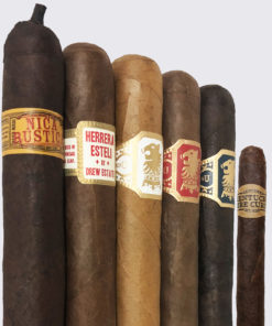 Drew Estate Upper Shelf Sampler