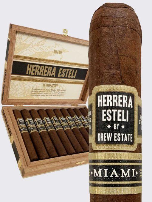 Herrera Esteli Miami Robusto Grande