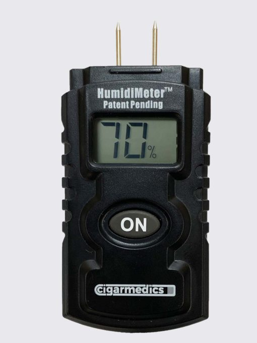 Humidimeter without lid