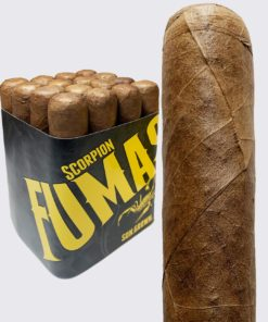 Camacho Scorpion Fuma Sun Grown Robusto